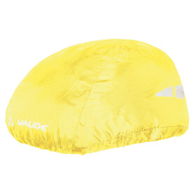 VAUDE Helmet Raincover yellow